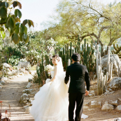 Botanic Garden Wedding