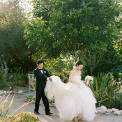 Botanic Garden Wedding California