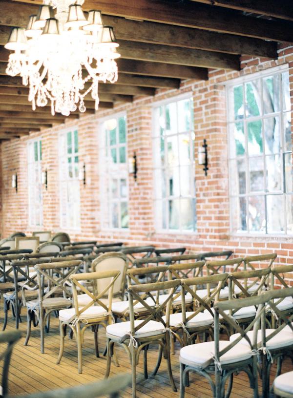 Brick Loft Wedding Ceremony