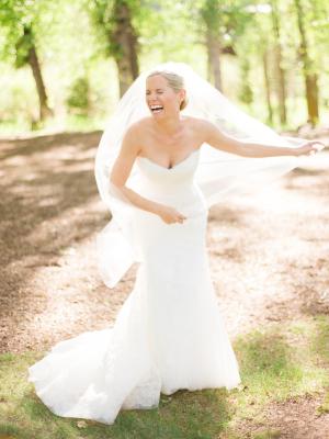 Bridal Portrait Kate Holstein