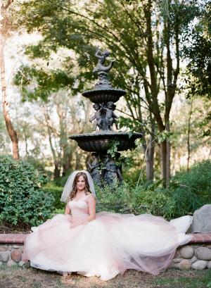 Bridal Portrait Valentina Glidden