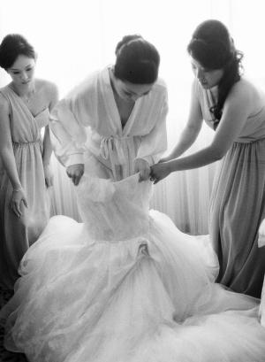 Bride Getting Ready1