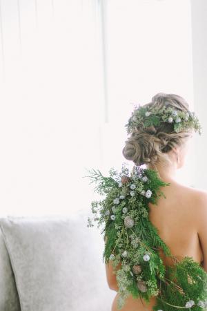 Bride Greenery Garland