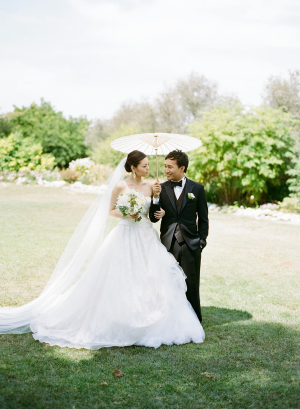Bride and Groom with Parasol1