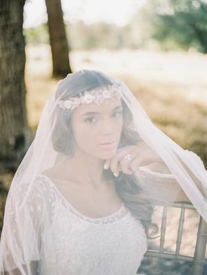 Bride in Vil