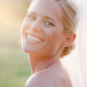 Bride with Classic Updo