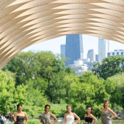 Bridesmaids Nature Boardwalk at Lincoln Park