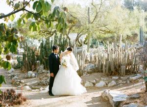 California Botanic Garden Wedding
