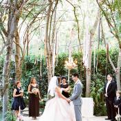 Ceremony Under Trees