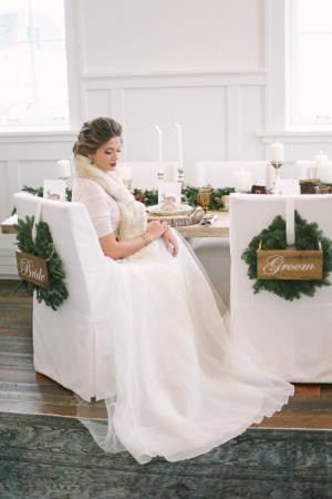 Chic Winter Wedding Ideas