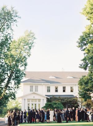 Cincinnati Country Club Wedding