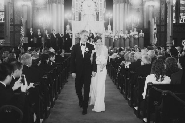 Cincinnati Plum Street Temple Wedding