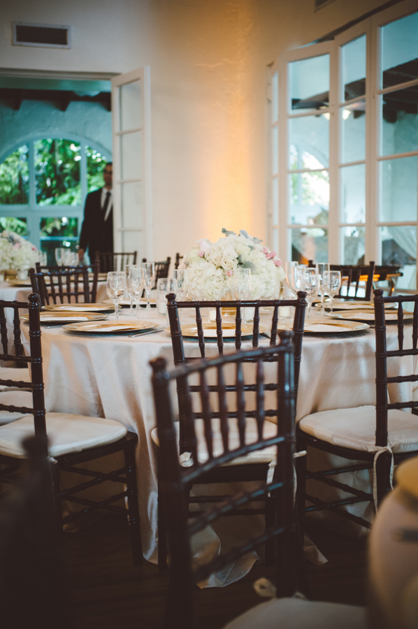 Classic Ballroom Wedding Reception