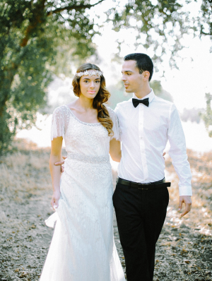Classic Bridal Attire