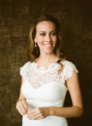 Classic Bridal Ideas Lindsay Madden Wedding