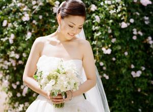 Classic Bridal Portrait Beaux Arts Photographie