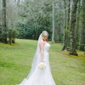 Classic Bridal Portrait from Julia Wade