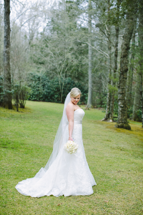 Classic Bridal Portrait from Julia Wade