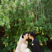 Classic California Wedding Beaux Arts Photographie