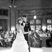 Classic Chicago Wedding First Dance
