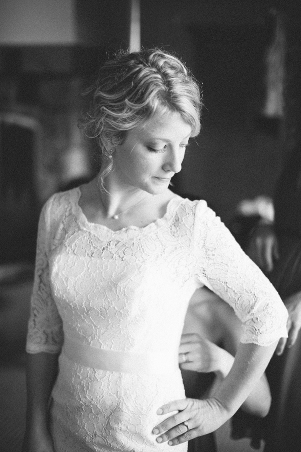 Classic Lace Watters Gown