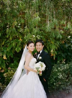 Classic Wedding Portrait Beaux Arts Photographie