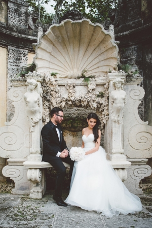 Coconut Grove Wedding Tega Photography