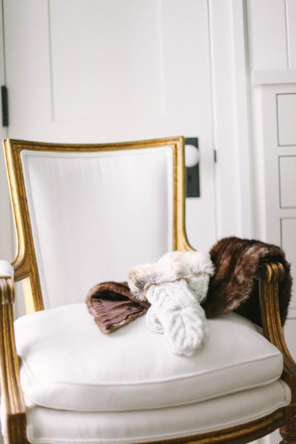 Cozy Wedding Winter Details