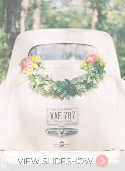 DIY Wedding Flower Ideas