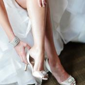 Diamond Cuff Bridal Jewelry