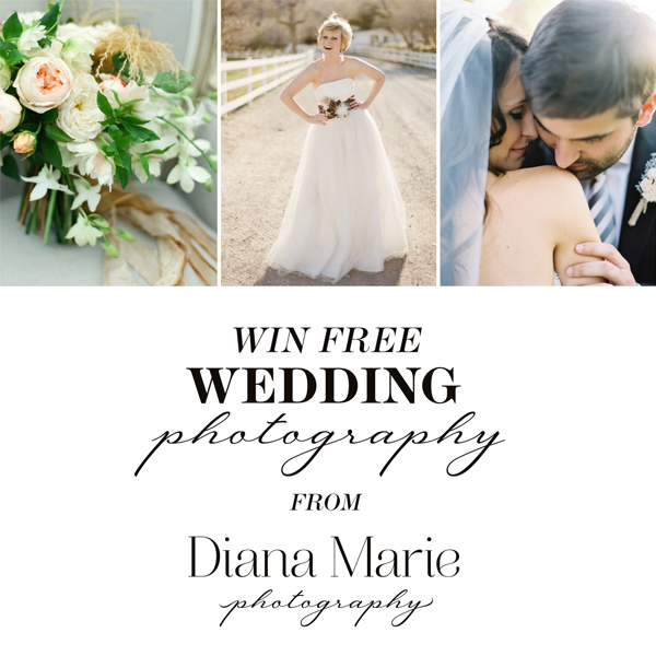 Diana Marie Photography Giveaway