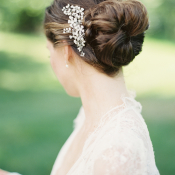 Elegant Bridal Bun