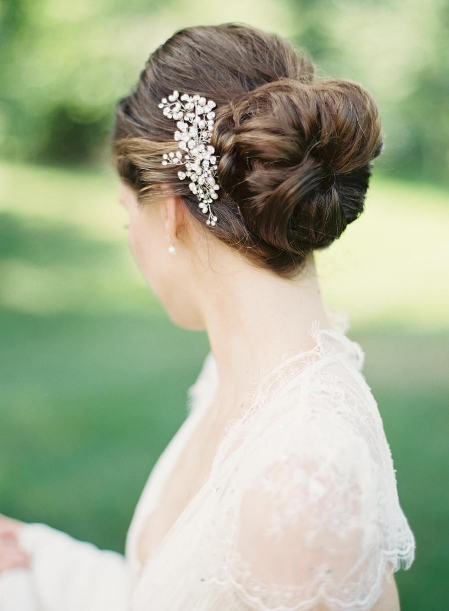 Свадебная прическа пучки фото
