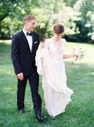 Elegant Cincinnati Summer Wedding