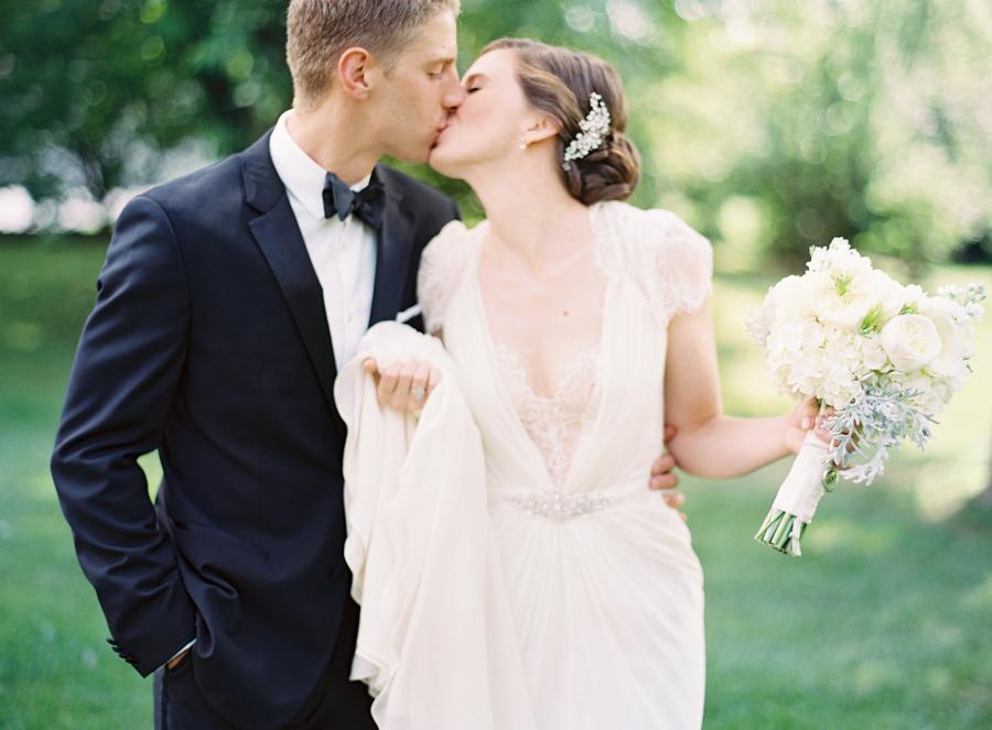 Elegant Cincinnati Wedding