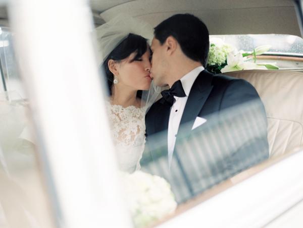Elegant Paris Destination Wedding