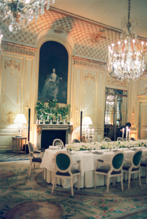 Elegant Paris Hotel Wedding