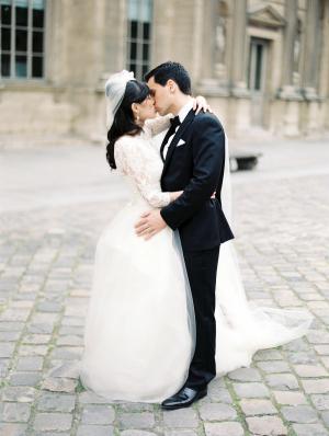 Elegant Paris Wedding from Clary Photo