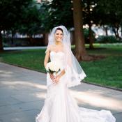 Elegant Philadelphia Bride