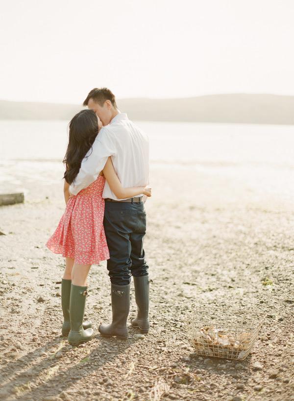 Engagement Photos on the Beach