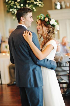 First Dance SLC Wedding