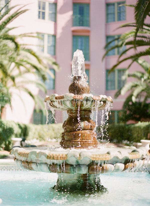 Fountain at St