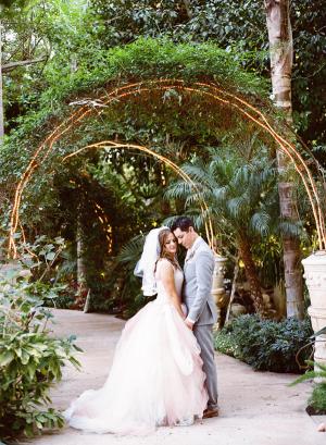 Garden Wedding Valentina Glidden