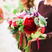 Garnet Bouquets