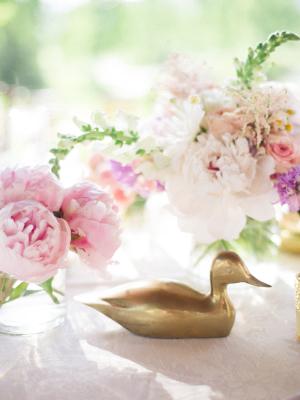 Gold Animals Wedding