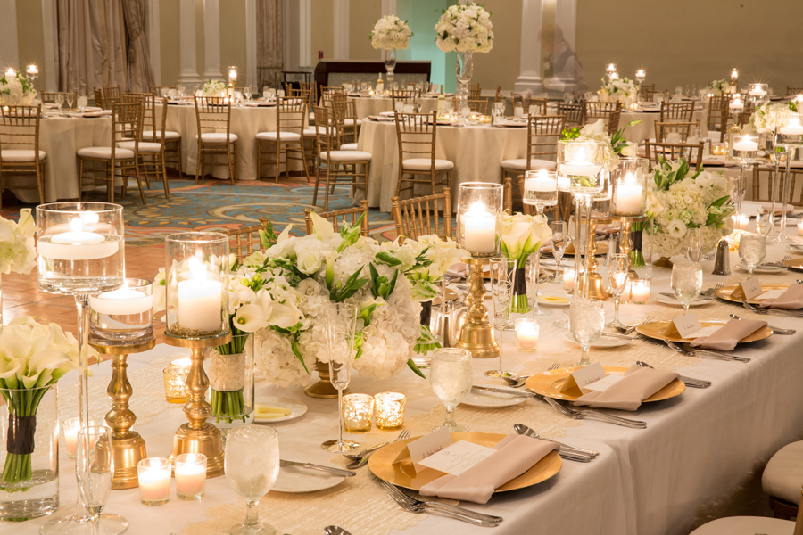 Elegant Florida Resort Wedding From Justin DeMutiis Photography