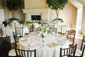 Green and Ivory Reception