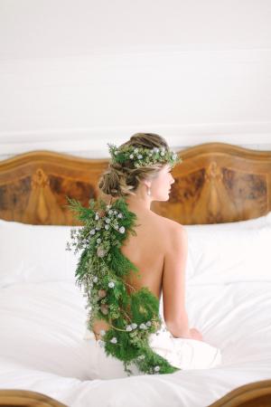 Greenery Garland Wreath