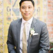 Groom Portrait Jen Huang