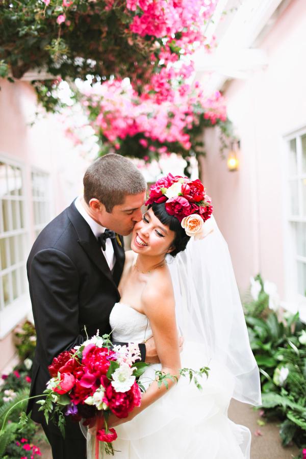 Hotel Bel Air Wedding Adrienne Gunde